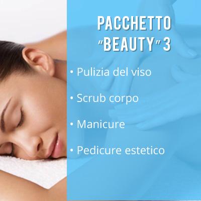 Pacchetto beauty 3