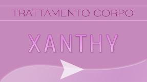 XANTHY TRATTAMENTO CORPO